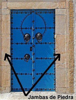 Jamba de Puerta o Tapeta ¿qué es?: usos y tipos