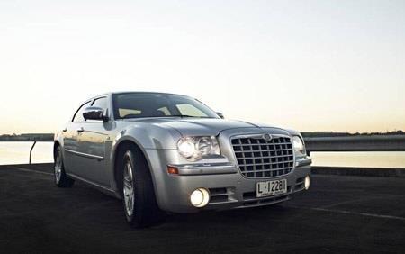 Chrysler 300C Previous Model - Silver Limoso Australia http://www.limoso.com.au/