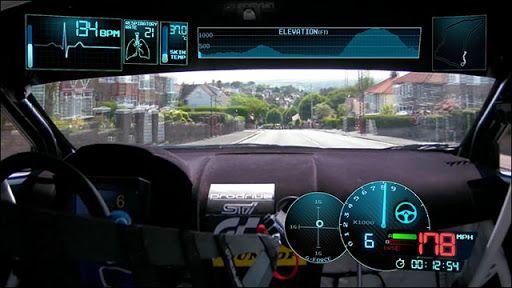 スバル・Wrx Sti、マン島Tt四輪車最速記録を更新したフルラップ・オンボード映像