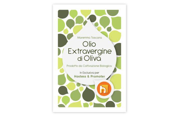 etichette olio -
