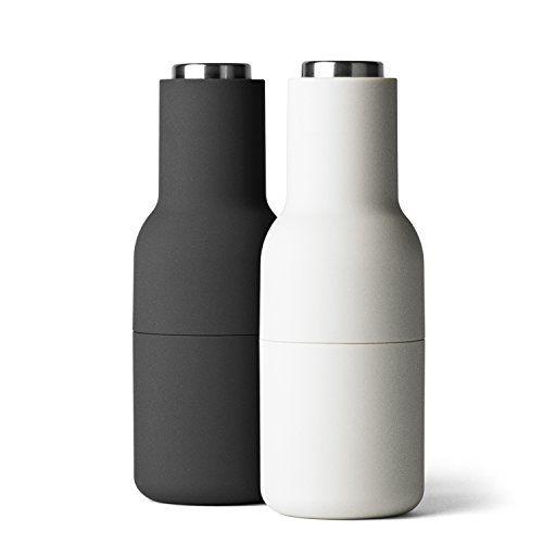 MENU Bottle Grinder with Steel Lid, Ash/Carbon, Set of 2 Menu http://www.amazon.com/dp/B005VDYHA0/ref=cm_sw_r_pi_dp_tyXBwb1TYHTBZ