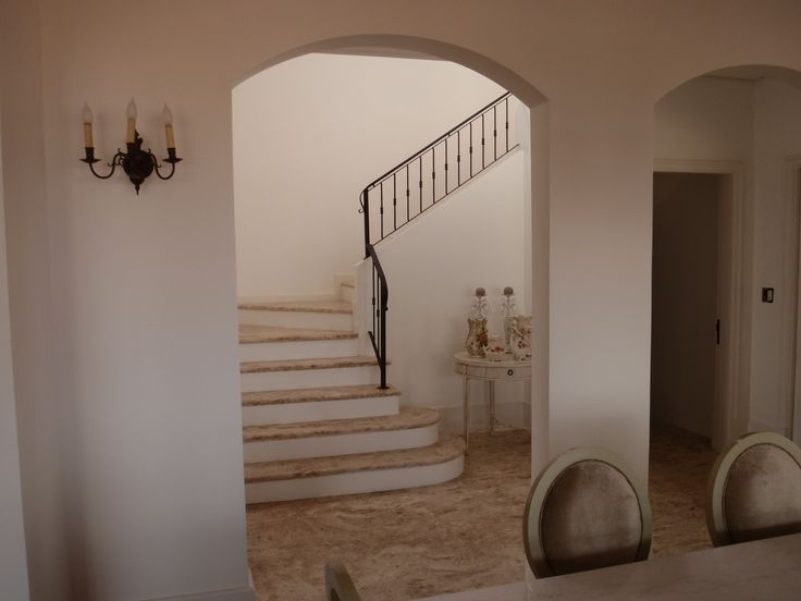 Arquitectura - Paisajismo - Ricardo Pereyra Iraola - Buenos Aires - Argentina - Casa - Escalera - Detalles