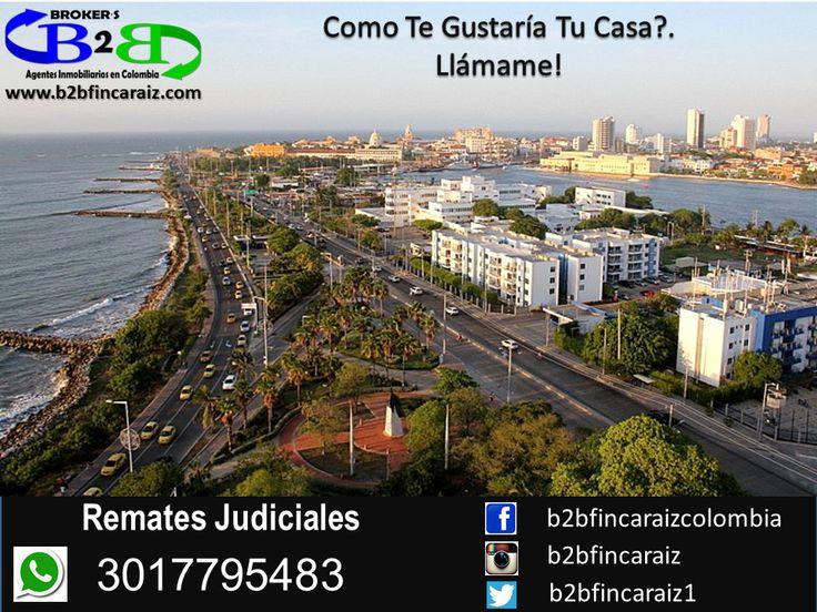 https://flic.kr/p/FVwh1j | 07-abril-2016-b2b-broker-2 | Nos Gustaría Saber Cómo Quieres Tu Casa, Conocer Tu Gusto. Remates Judiciales en Cartagena B2B Finca Raíz, Agentes Inmobiliarios en Colombia. Casas, Apartamentos, Locales Comerciales. www.b2bfincaraiz.com Cel: 3017795483. Estamos Para Servirte #FincaRaizCartagena