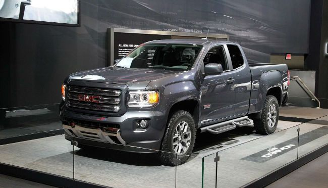 Lifted Gmc Canyon >> 2016 GMC Canyon Release | Gmc canyon, 2016 gmc canyon and Car pictures