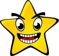 Image result for cartoon images of stars