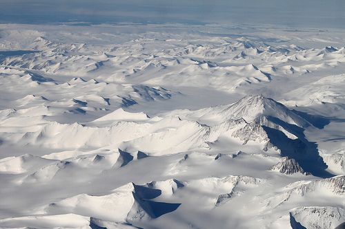 Snowball Earth: New study shows Antarctic climate even gripped the tropics