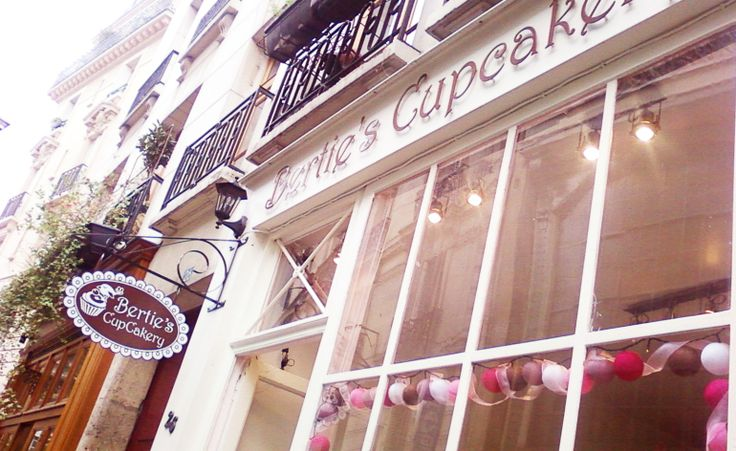 Bertie's Cupcakery : Une Promesse De Douceur - #lbdw
