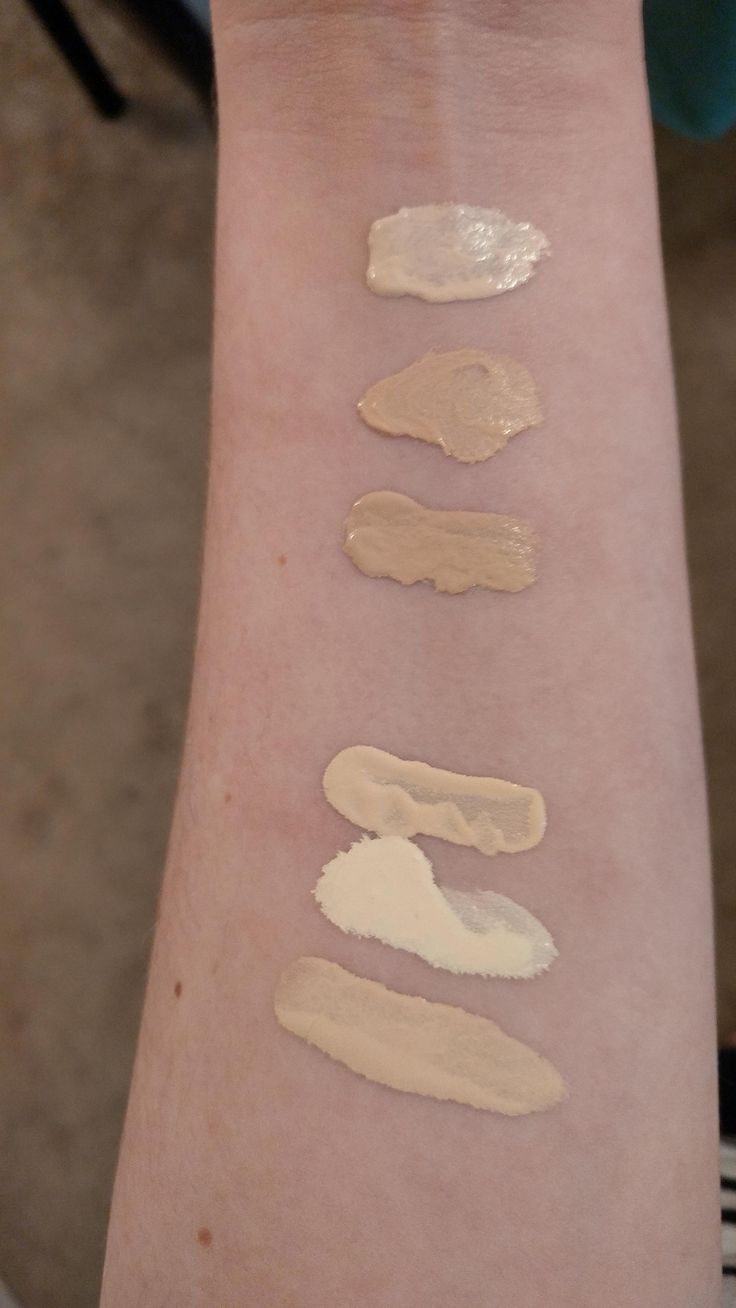 The Pale Girls Guide to Concealers, Plus Swatches on Pale