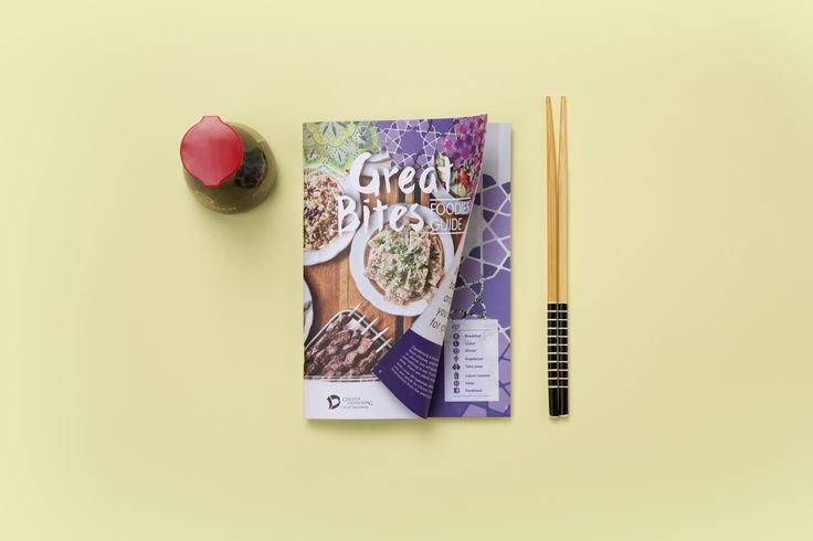 City of Greater Dandenong Foodies Guide www.twelvecreative.com.au
