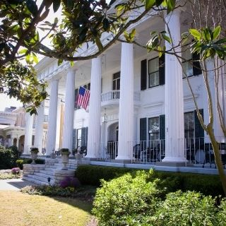 Sleep in in a southern mansion at the 1842 Inn in Macon, #Georgia.
