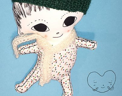 """Check out new work on my @Behance portfolio: """"Be my eco baby"""" http://be.net/gallery/49738871/Be-my-eco-baby"""