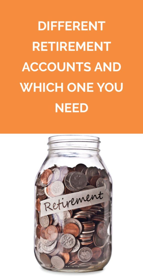 Different Retirement Accounts And Which One You Need | What is a 401k? What is an IRA? And equally important, Which one do you need? This cheat sheet should help steer your future in the right direction.