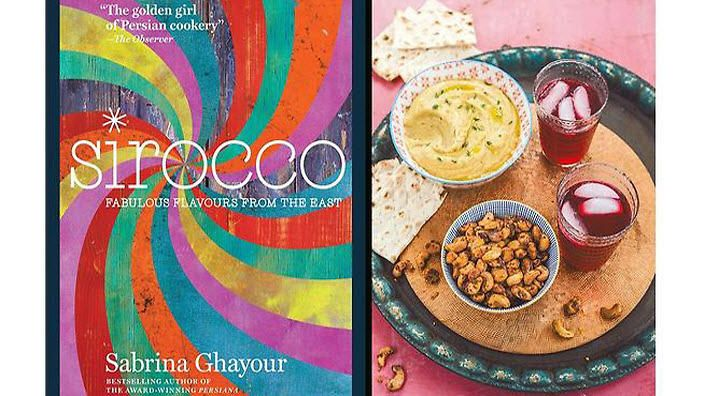 Eastern flavours make Western dishes exciting in this new cookbook, the marriage of Sabrina Ghayour's Persian heritage and British upbringing.