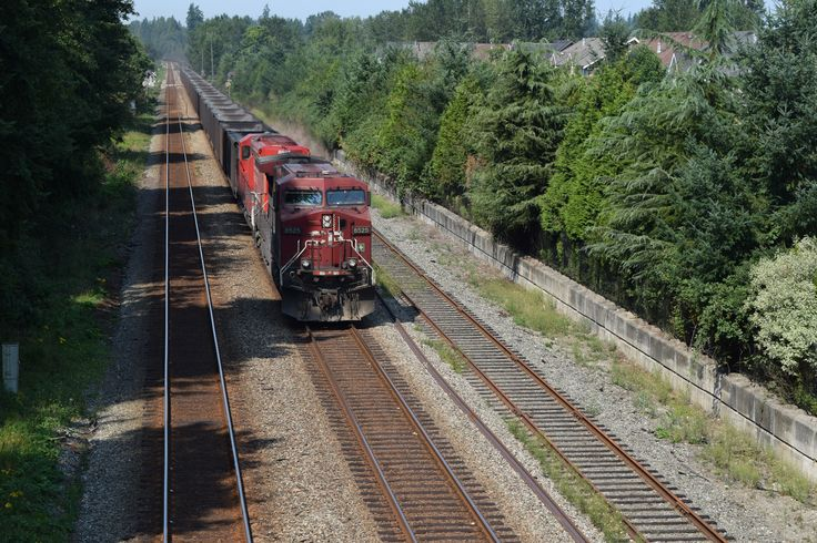 Eastbound CP in Fort Langley