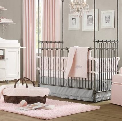 45+ Ideen Baby Girl Nursery Room Ideas Lila Grau Wickeltische für 2019 #baby – #NurseryRoomFurnitureChandeliers #NurseryRoomFurnitureLayout
