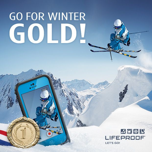 There is excitement across the globe as the 2014 Winter Olympics officially kicked off last night during the Opening ceremonies in Sochi, Russia. To celebrate LifeProof is offering 10% off ALL LifeProof Products.