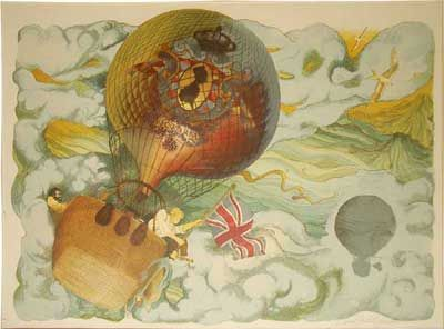 15 best hot air balloons images on pinterest balloons for David mccall tattoo