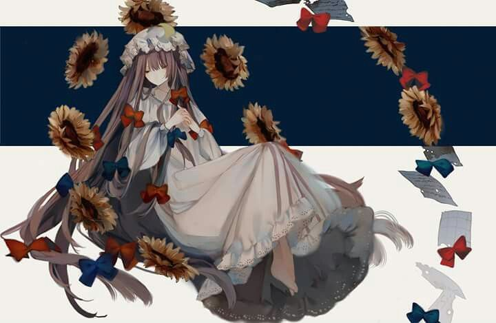 patchouli パチュリー 東方 キャラ アニメ