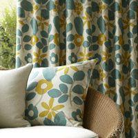 Natalie Fabric | Warwick Fabrics | Drapery Cushion Fabric