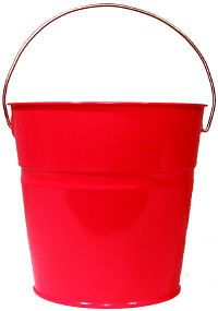 1000 Images About Buckets Amp Baskets On Pinterest Metal