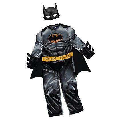 Batman Fancy Dress Costume   Kids   George at ASDA