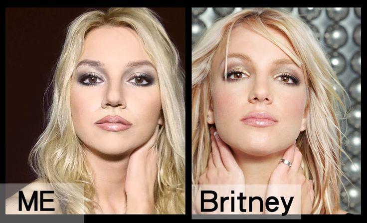 Britney Spears Makeup Tutorial