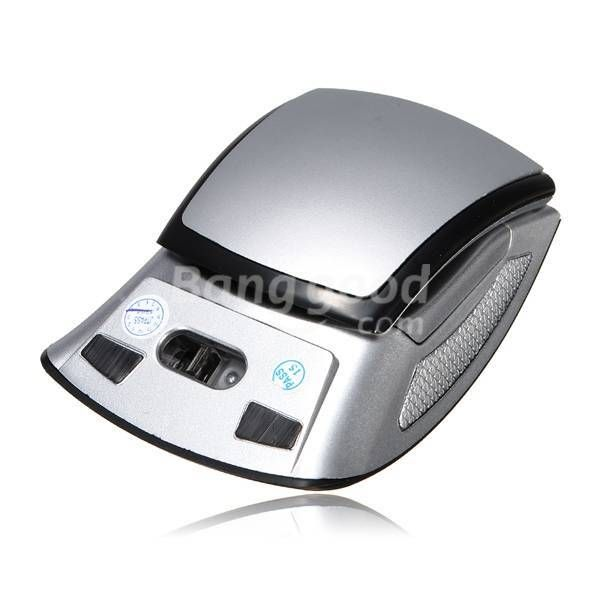 New USB folding Wireless Arc Mouse Optical PC Laptop - US$4.90
