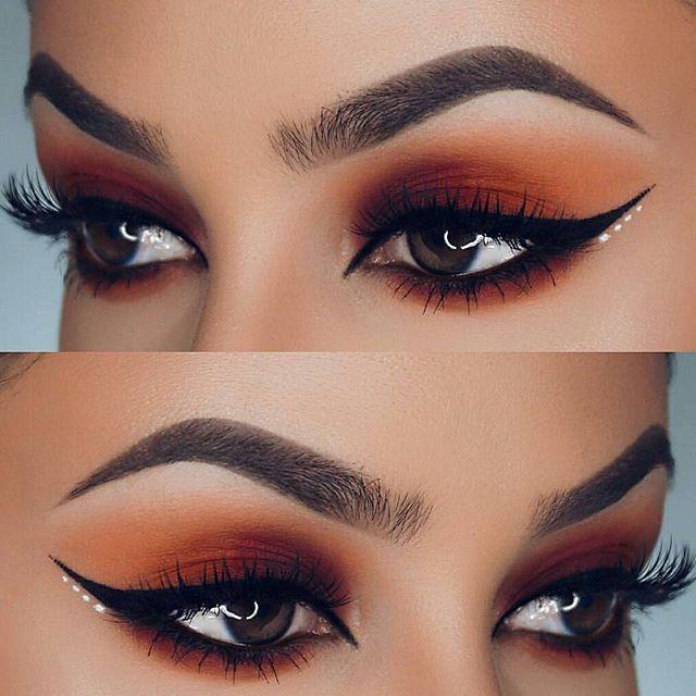 Mystery in plain sight @dianamaria_mua #beautyguru #eyemakeup #mybeautygold