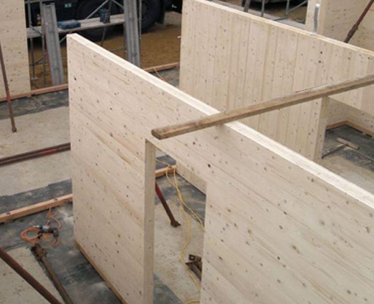23 best nur holz images on pinterest wood building homes and vr. Black Bedroom Furniture Sets. Home Design Ideas
