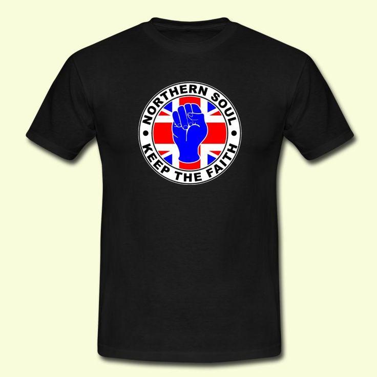 Keep the faith union jack flag logo - Men's T-Shirt #NorthernSoul #retro #music #tshirt #tshirts #fashion #shopping #style #heartofsoul #goldentorch #stokeontrent #club #awayoflife #keepthefaith #wigancasino #Funk #dance #wigan #trojanrecords #detroit #USA #skinhead #twistedwheel #tees #mods #ska #vintage #soulmusic #music #reggae #detroit #wiganschosenfew #Lancashire #redrose #yorkshire #whiterose #soultshirt #soul #northernsoulmusic #allnighter #nightowl