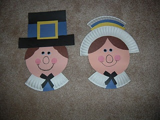 Pilgrims my students are making these tomorrow!