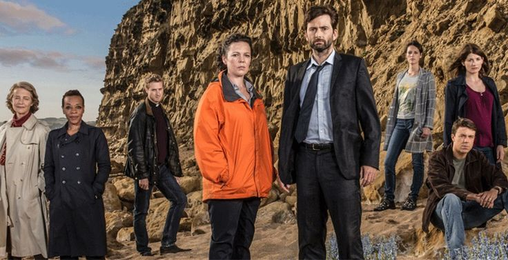 TV   Five reasons to watch 'Broadchurch,' season 2