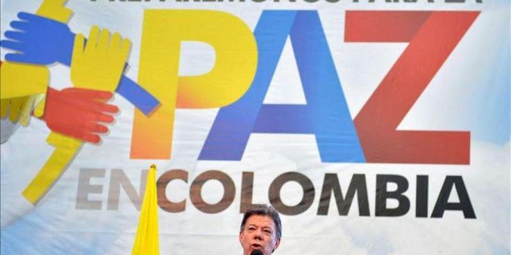 Proceso De Paz En Colombia Karen y Heidi