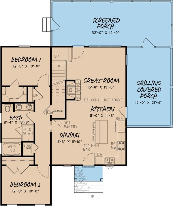 479 best images about dream house plans on pinterest two bedroom apartments cottage house plans and bath - Dream House Plans