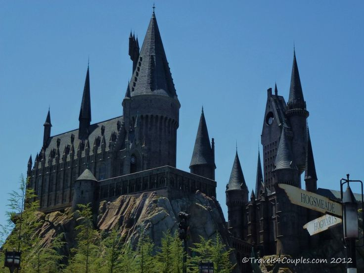 Orlando - Wizarding World of Harry Potter at Universal Islands of Adventure travel tips