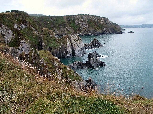 Pembrokeshire Cliffs: Local Photographers, Walesengland Holidays