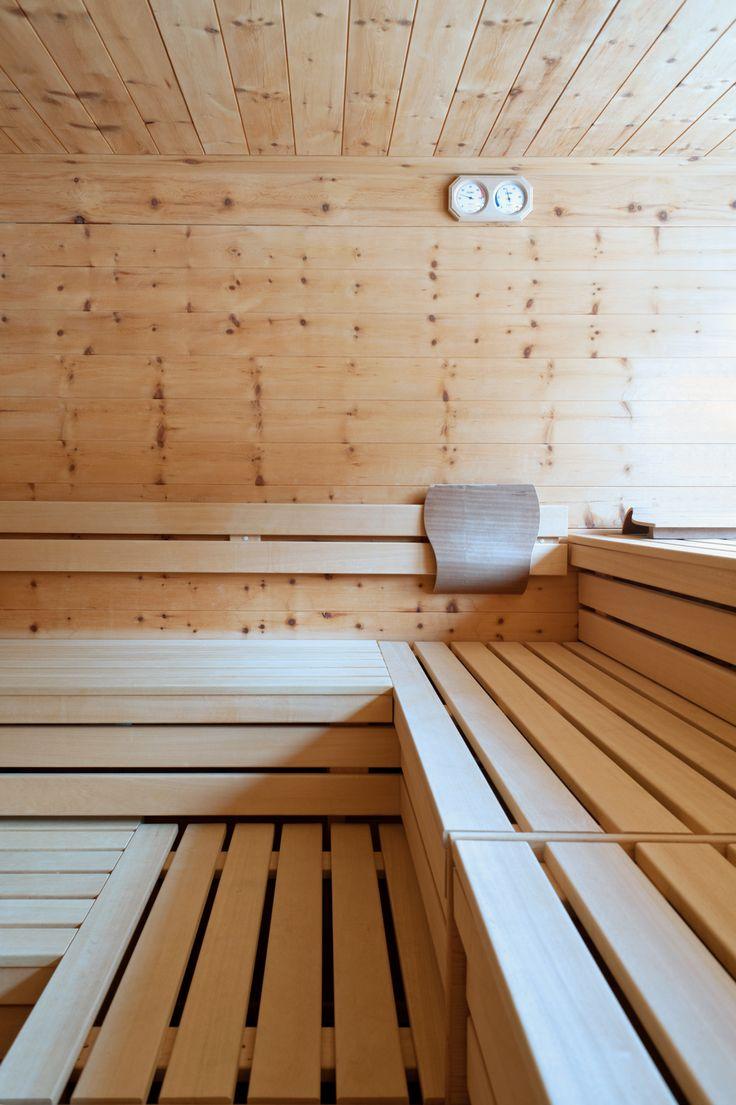 #sauna #relax #wood #holz #spa