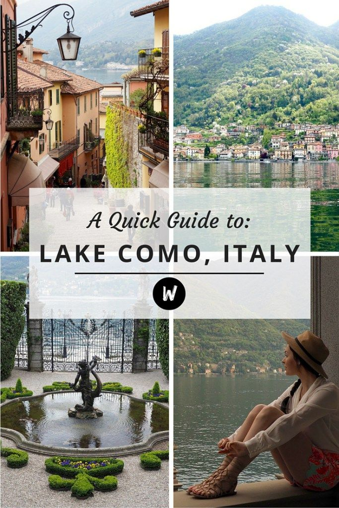 Lake Como guide                                                                                                                                                                                 More