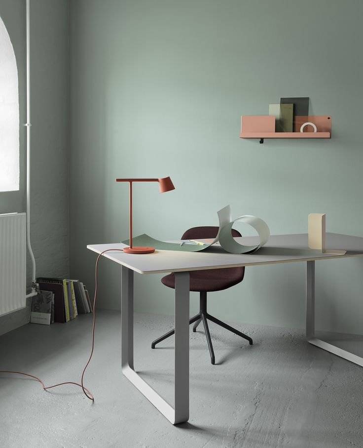 Tip, The Desk Lamp By Jens Fager For Muuto. Office Design Inspiration.