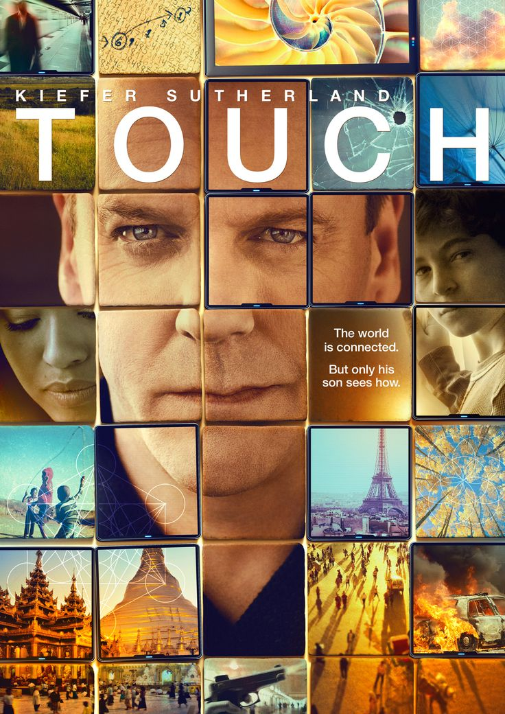 Touch (tv-serie, 2012)  Martin and Jack Bohm