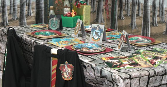 harry potter party decorations  | your party will be far from riddikulus when you conquer