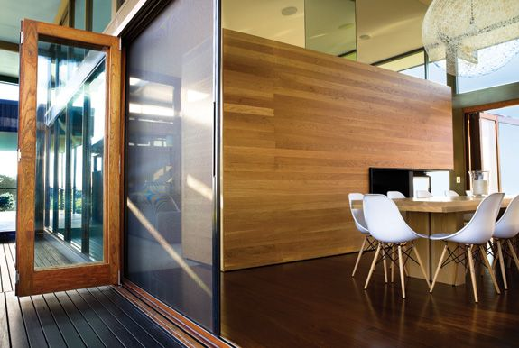 Great screening idea for either stacker or sliding doors. Lara, let us know if you can access this website from this pin. It has a range of Gallery/Insect screens that we really like the look of.