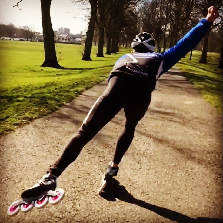 Personal coaching in Derby today with Jamie.  Technique and intervals  http://ift.tt/1Lb9XTv ... #sk8skoolonline #letsgofaster #inline #inlinespeedskating #speedskatinginline #skate #rollerblade #sk8 #speedskating #PersonalCoaching #Coaching #onlinecoaching