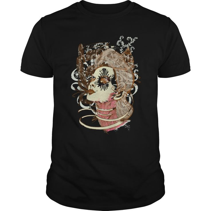 Art Deco Zombie. Funny Zombie Quotes, Sayings T-Shirts, Hoodies, Tees, Clothing, Gifts. #zombie