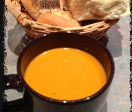 Recipe Tomato, Basil and Cheddar Soup by Misscontessa - Recipe of category Soups