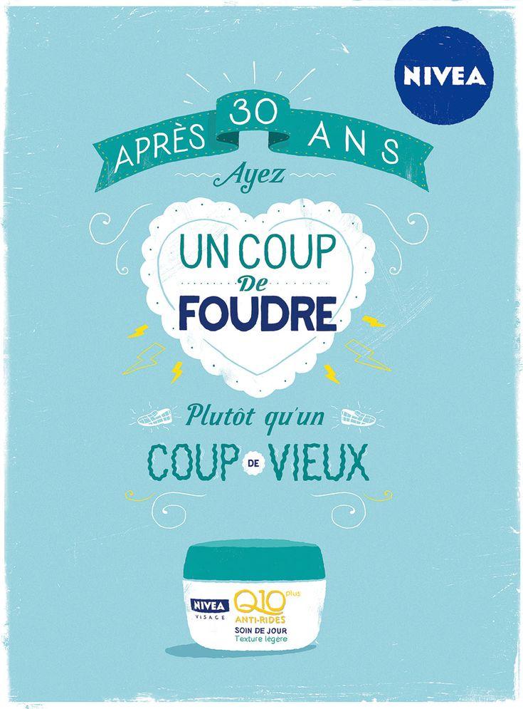 Tyrsa pour NIVEA - France