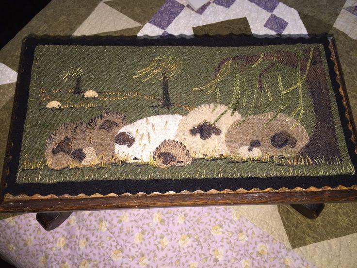 """Ewe love willows"" by SusanGonzalesDesigns"