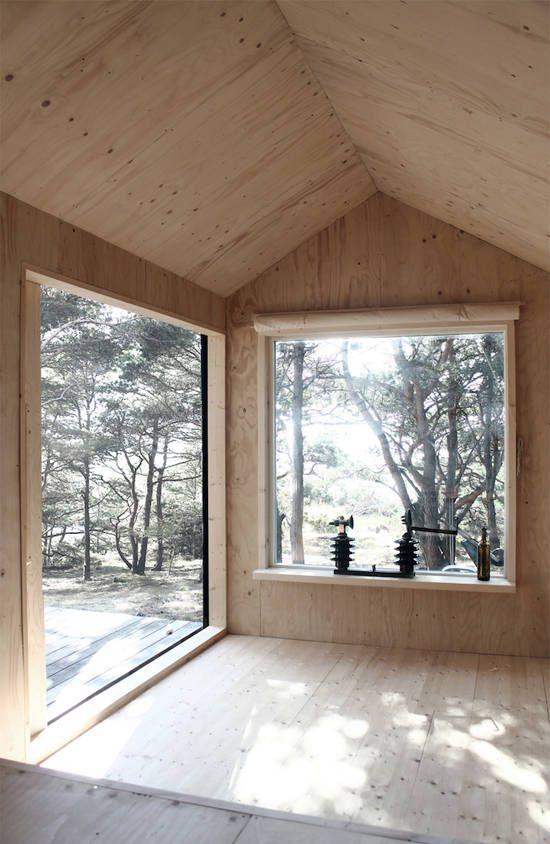 Enflo Arkitekter: Summer house Gotland - Thisispaper Magazine