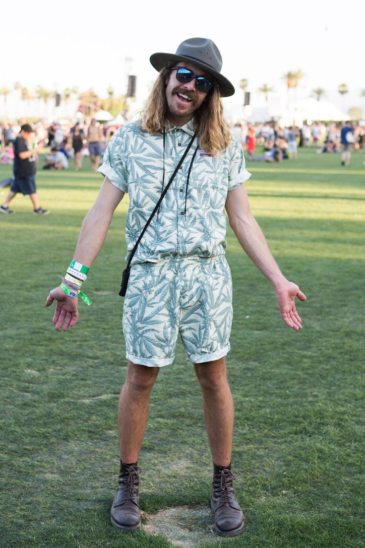 The Most Coachella-y People at Coachella - The Cut