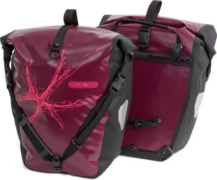 Ortlieb Backroller Classic Panniers - Pair.... these for the rear tire, I love in the purple!!